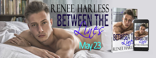 Between the Lines Cover Reveal Banner