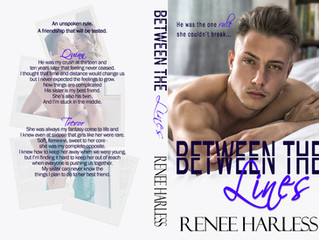 Between the Lines Cover Reveal