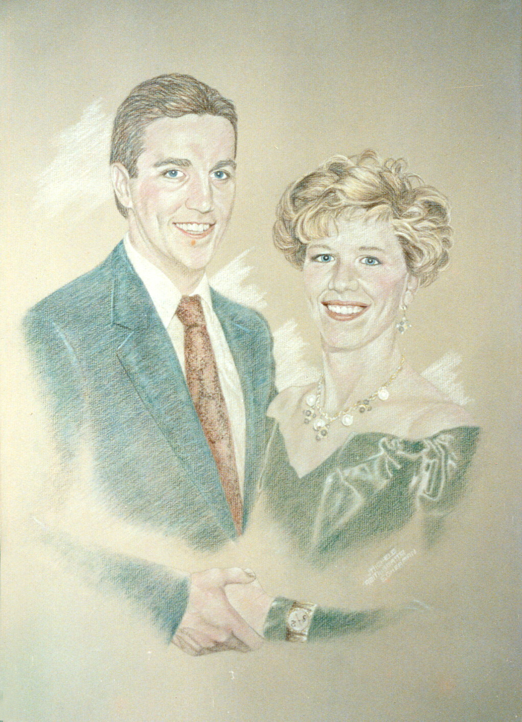 Portrait - Young Couple