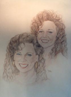 Portrait - young women