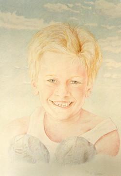 Portrait - Casey