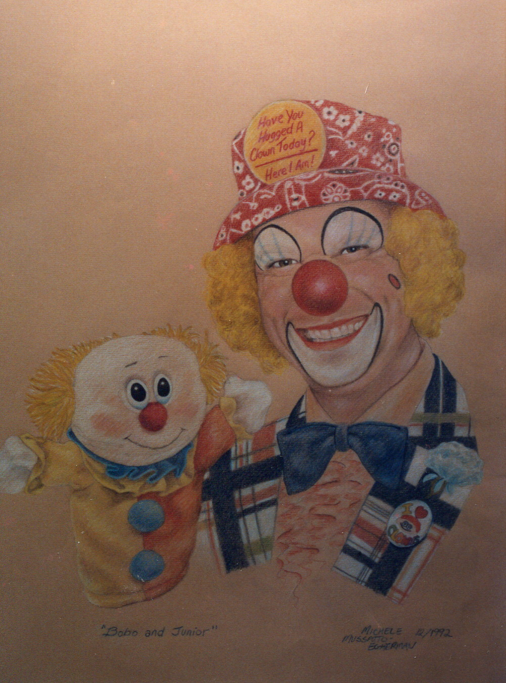 Portrait - Clown