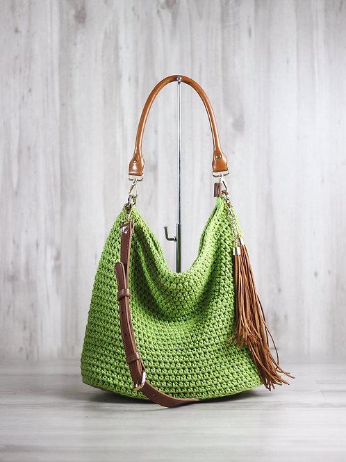 Bolsa Iris Verde pistache
