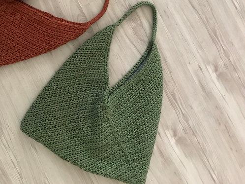 Bolsa Lola verde oliva