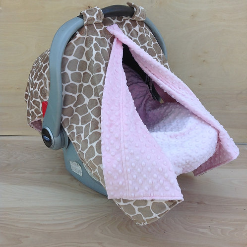 Giraffe/ Pink