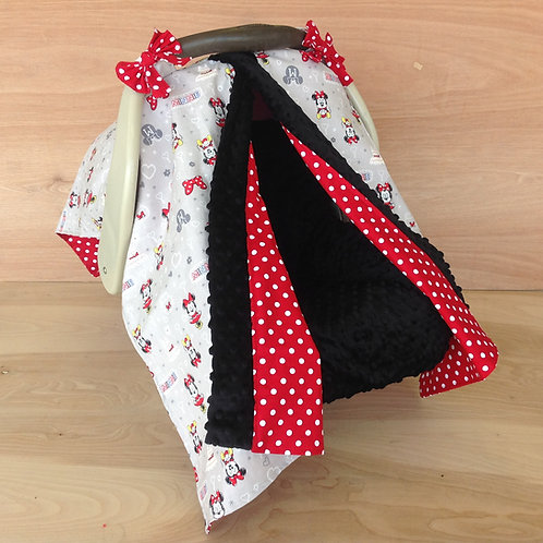 Minnie Mouse/ Red Polka Dots