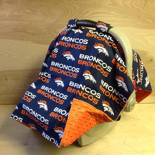 NFL Broncos/ Orange/ CL