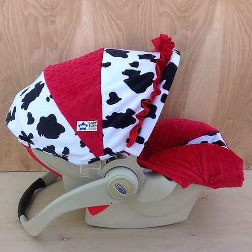 Cow/ Red