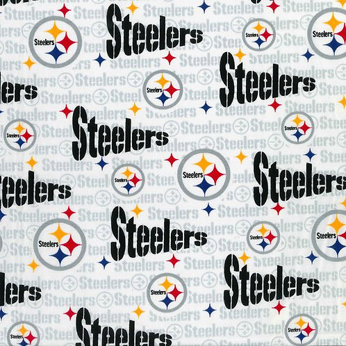 White Pittsburgh Steelers. Steelers