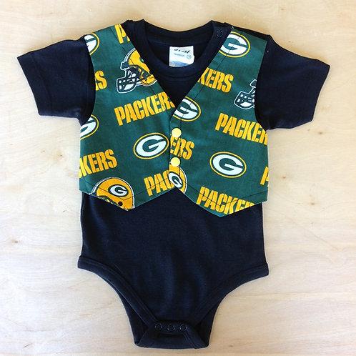 GB Packers/ Black