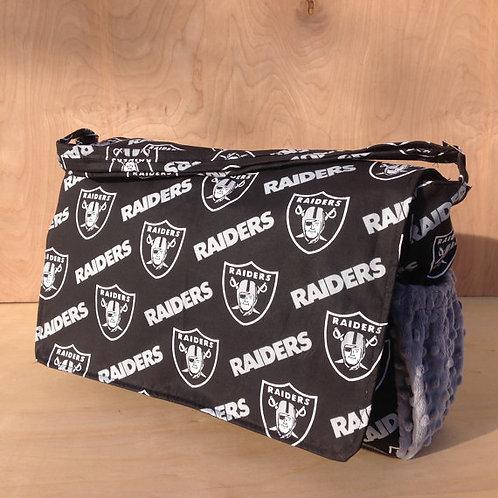 Diaper Bag- Raiders