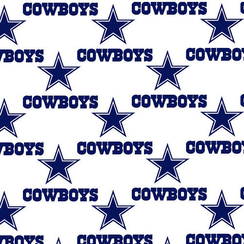 White Dallas Cowboys. Cowboys