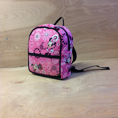 Kid's Mini Backpack- Minnie Boutique/ Black