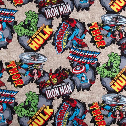 Superheroes Comic Packed. Marvel Comic Packed