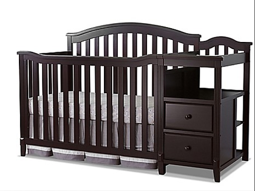 Kali 4-in-1 Convertible Crib & Changer *Limited Time Only*