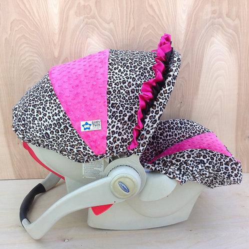 Cheetah/ Hot Pink