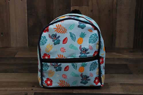 Mini Backpack- Lilo and Stitch