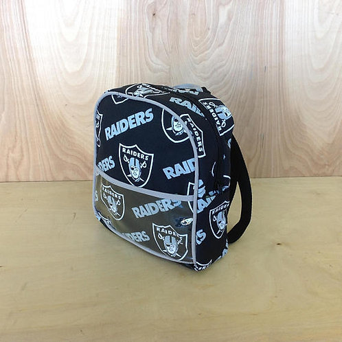 Kid's Mini Backpack- Raiders