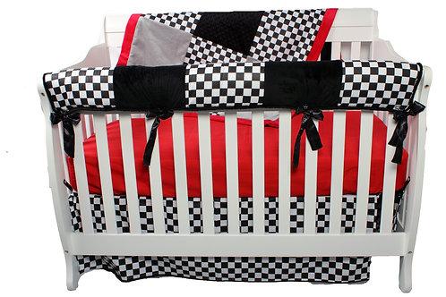 checker crib set