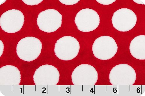 Mod Dot/ Red