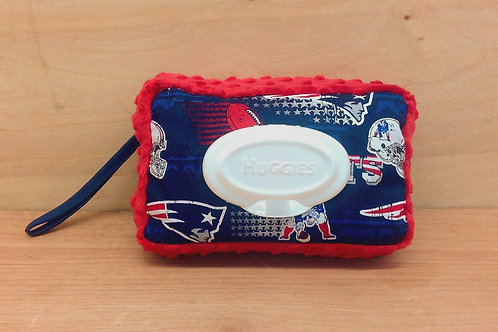 Wipe Case Covers- Patriots/ Red
