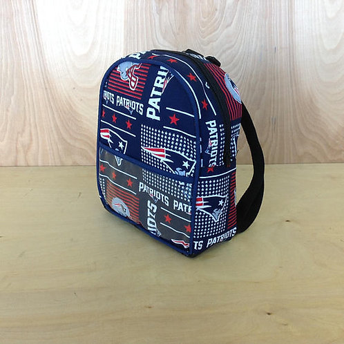 Kid's Mini Backpack- Patriots