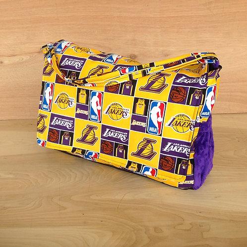 Diaper Bag- Lakers
