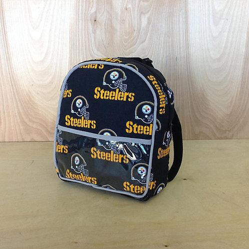 Kid's Mini Backpack- Steelers