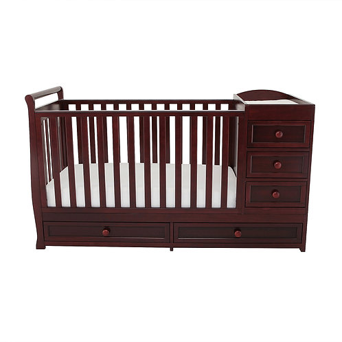 Daphne 2-in-1 Crib & Changer *Limited Time Only*
