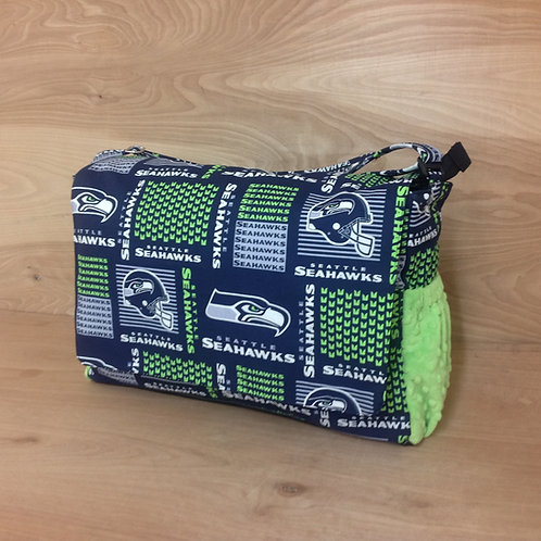 Diaper Bag-Seattle Seahawks,Seahawks NFL  Diaper Bag, Diaper bag.