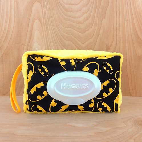 Wipe Case Covers- Batman/ Yellow