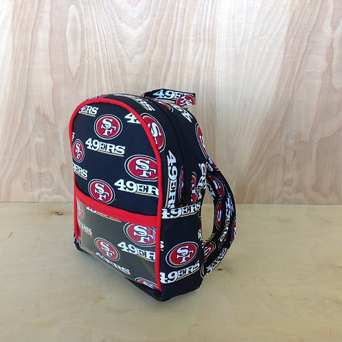 SF 49ers/ Red