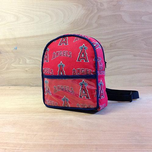 Kid's Mini Backpack- La Angels/ Navy