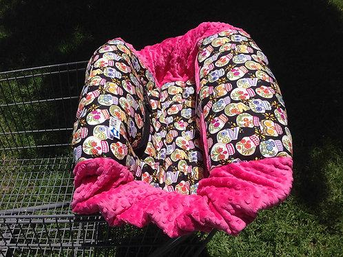 Sugar Skulls/ Hot Pink