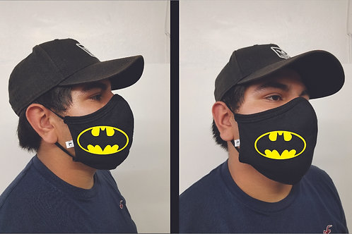 Black Mask (Batman) Face Mask