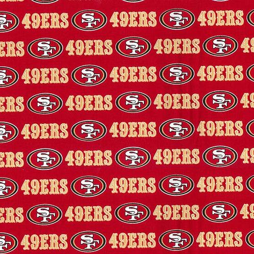 San Francisco 49ers. 49ers. 49ers Cotton