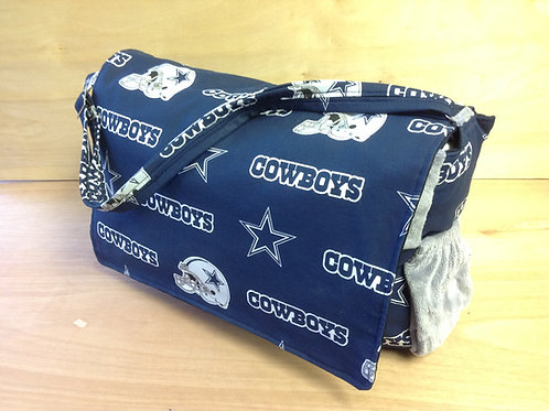 Cowboys Diaper Bag