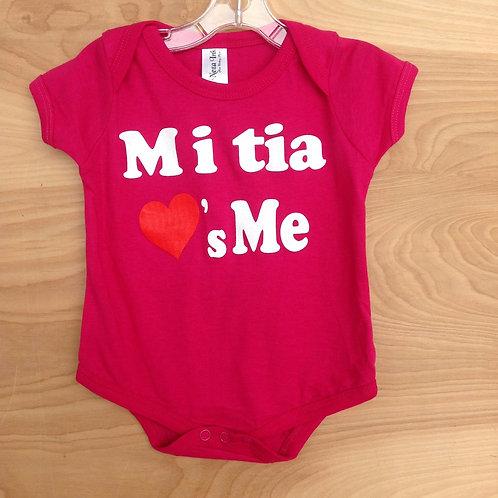 Mi Tia Loves Me/ Fuchsia