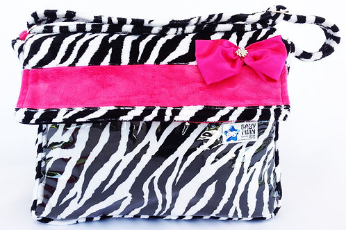 Zebra Hot Pink