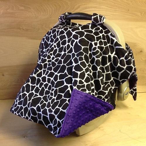 Blk Giraffe /Purple/ CL