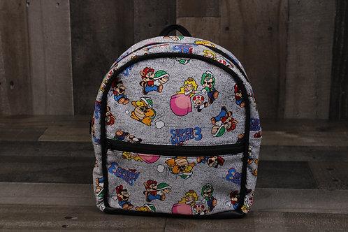 Mini Backpack- Super Mario Bros