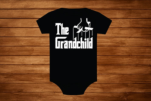 Baby Onesie. The Grandchild. Custom Onesie