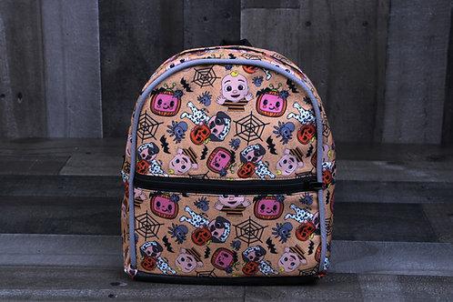 Mini Backpack- Cocomelon Halloween