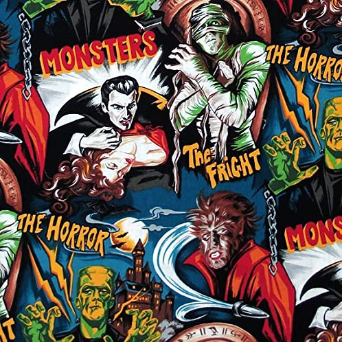 Pleasure and Pastimes. Hollywood Monster