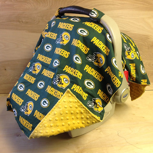 NFL Packers/ Yellow/ CL