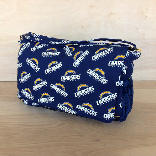 Diaper bag Los Angeles Chargers,Diaper bag Chargers,Diaper bag.