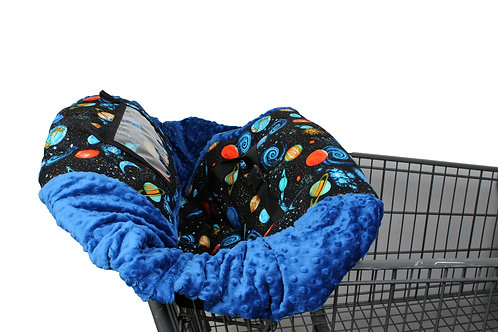 solar system shopping cart cover