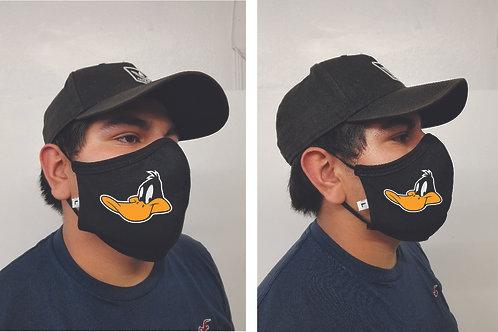 Black Mask (Daffy Duck) Face Mask