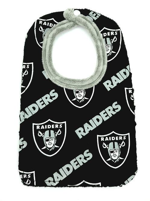 Las Vegas Raiders Baby Bib