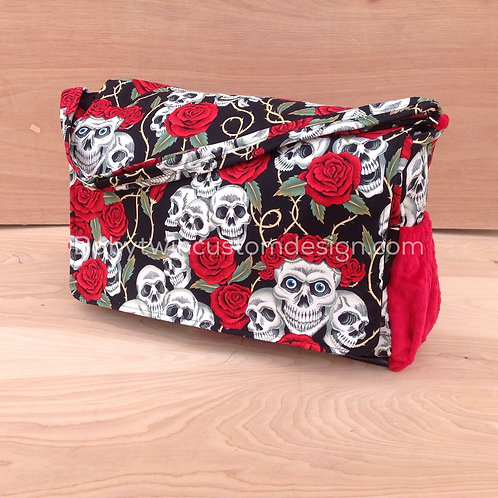 Diaper bag Skulls and Roses Skulls Diaper bag,Diaper bag.